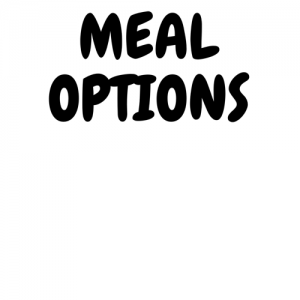 Meal Options