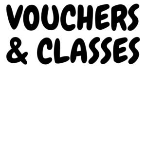 Vouchers & Classes